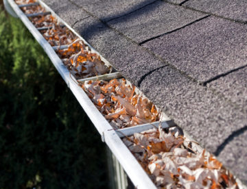 how much to clean gutters